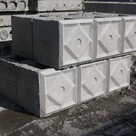 Унифицированные дырчатые блоки с орнаментом