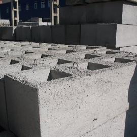 Унифицированные дырчатые блоки